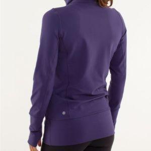 Lululemon ATHLETICA Stride Jacket Purple Size 6